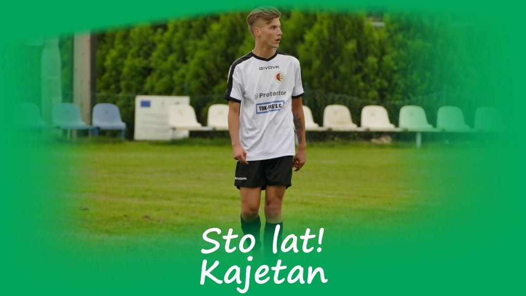 Sto lat Kajetan!