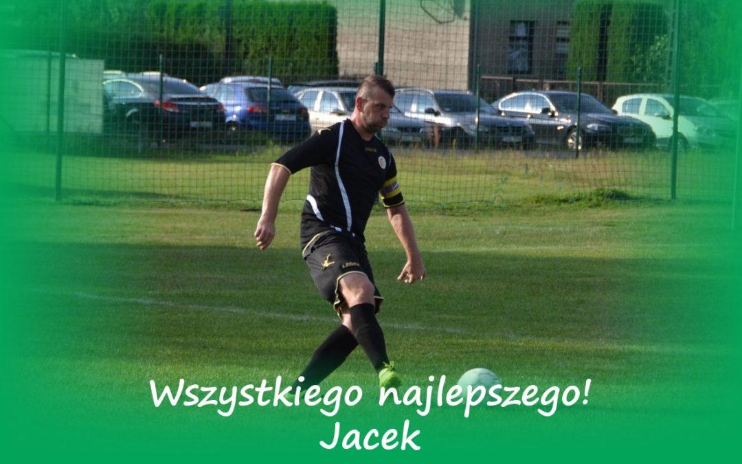 Wszystkiego najlepszego Jacek!