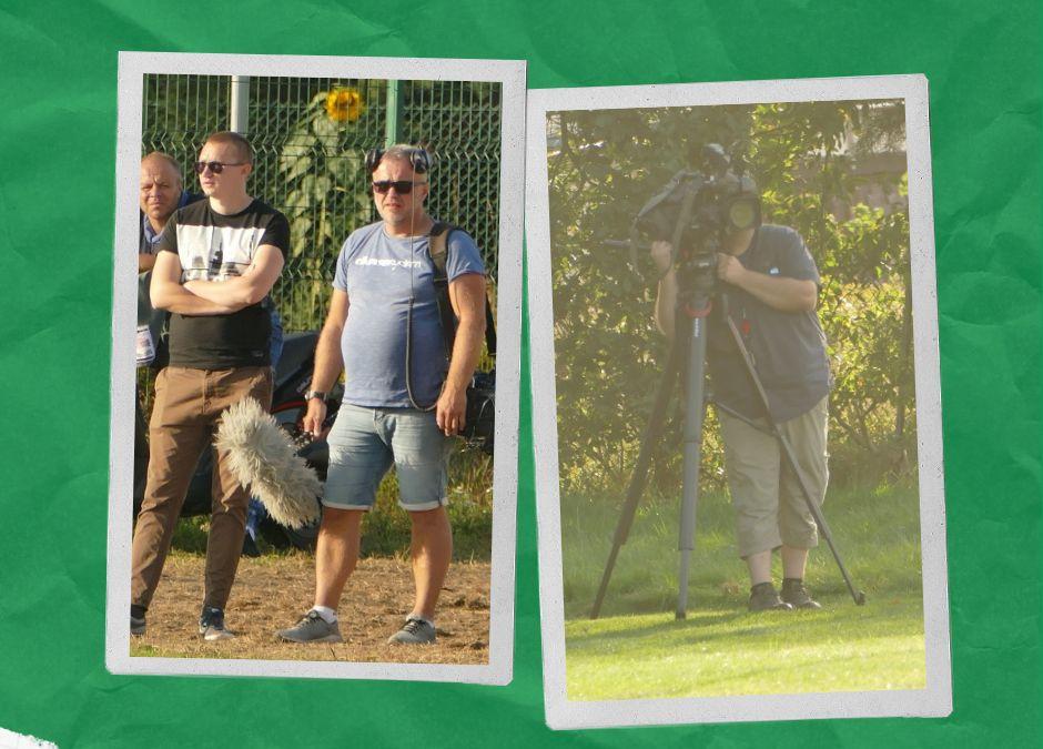 Rok temu gościły u nas kamery Canal+Sport